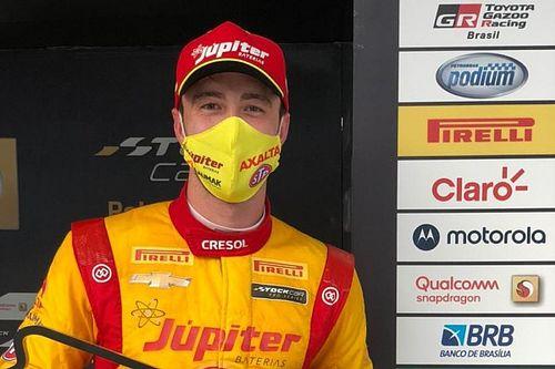 Stock Car: Casagrande diz que conquistar pole é mais difícil que vencer corridas
