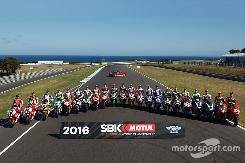 Favoriten-Check der Superbike-WM 2016