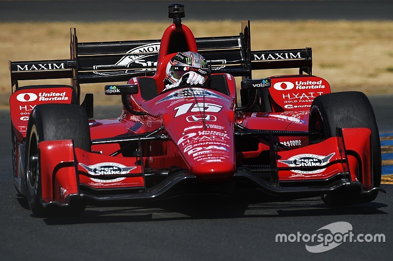 Rahal signs Servia and ace engineer for 2017