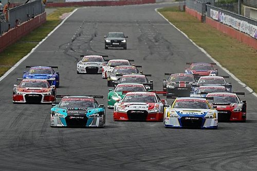 Korea Audi R8 LMS Cup: Patel scores points in both races