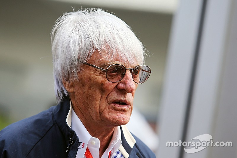"""Ecclestone: Liberty wants to """"get rid of my history"""""""