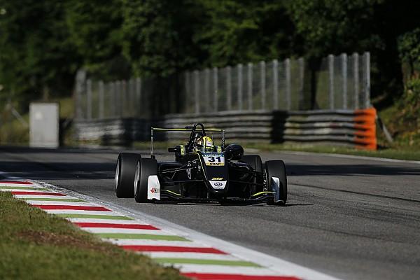 F3 Europe レースレポート 【F3欧州】モンツァ・決勝1:カーリン勢が1-2-3。牧野12位、佐藤13位