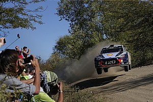 WRC Yarış ayak raporu Arjantin WRC: Neuville 0.7 sn farkla Evans'ı mağlup etti!