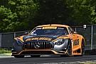 PWC Virginia PWC: Ex-F1 ace Johansson's crash ends SprintX race two early
