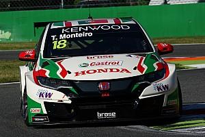 WTCC Отчет о гонке Монтейру и Беннани одержали победы на этапе WTCC в Венгрии