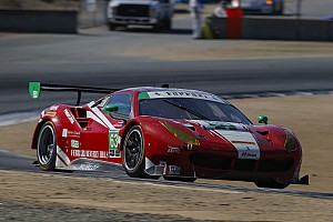 GT Breaking news Rosenqvist seals Macau return with Ferrari World Cup drive