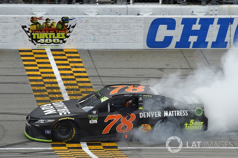 """Truex Jr. can't deny """"this is the best position I've ever been in"""""""