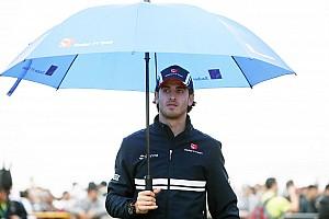 Formula 1 Intervista Giovinazzi sbatte di nuovo: paga un aquaplaning sul dritto