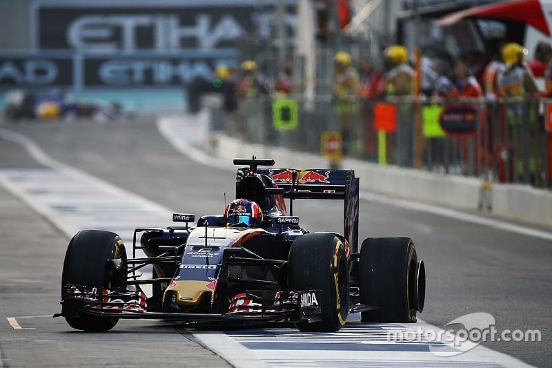 Toro Rosso still seeking answers for rim failures