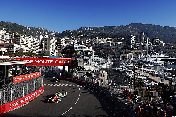 Fórmula E correrá no circuito original de Mônaco