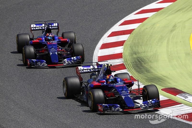 """У Toro Rosso будуть """"більш ніж щасливі"""" залишити Сайнса і Квята на 2018-й"""