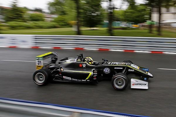 Pau F3: Norris dominates Satuday qualifying for double pole