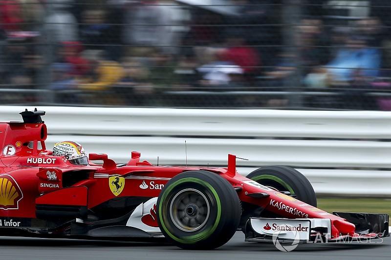 Vettel nem tudja, a fékei mitől kaptak lángra