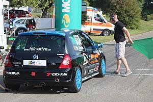 Salite svizzera Gara Renault Classic Cup: Krebs stende tutti a Oberhallau!