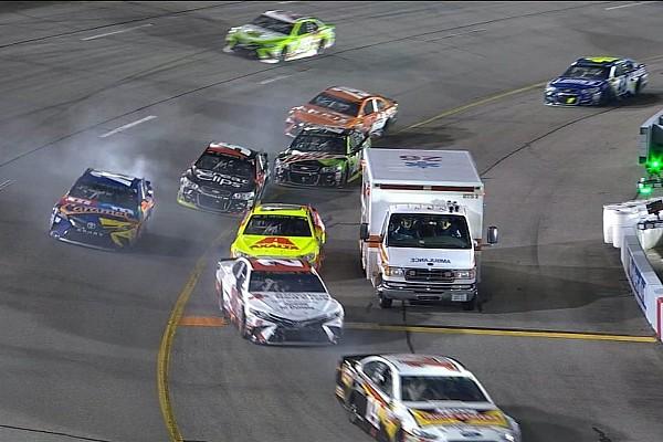 NASCAR Cup NASCAR explains ambulance incident, calls it a