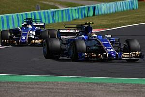 Formel 1 News Marcus Ericsson: Kampf gegen Pascal Wehrlein ist