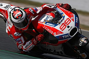 MotoGP Breaking news Lorenzo: Layout baru Catalunya dibuat untuk Honda