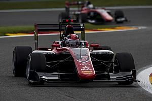 GP3 Reporte de la carrera Russell se impone en la del sábado en Spa y Calderón en 16°