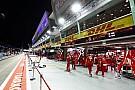 Así se mueve la Fórmula 1, por Giselle Zarur