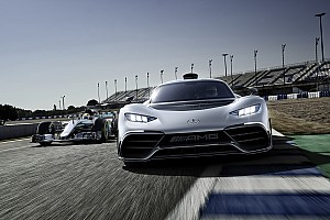 Automotive Breaking news Mercedes-AMG Project ONE: Formula 1 untuk jalan raya