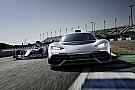 Mercedes представила гіперкар Project One на основі технологій Ф1
