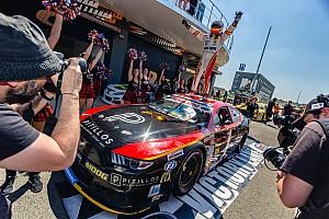 NASCAR Euro Breaking news Garcia completes the sweep on opening weekend