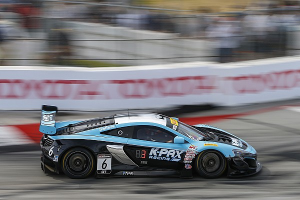 PWC Kane to race K-PAX McLaren in World Challenge SprintX