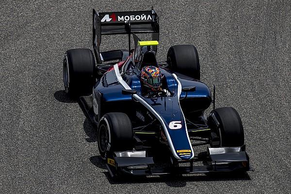 فورمولا 2 تقرير السباق فورمولا 2: ماركيلوف يتّبع استراتيجيّة محكمة ليفوز بالسباق الأوّل في البحرين