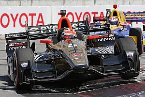 IndyCar Gara James Hinchcliffe trionfa a Long Beach davanti a Bourdais