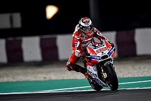 MotoGP Breaking news Lorenzo advocates moving Qatar race to twilight hours