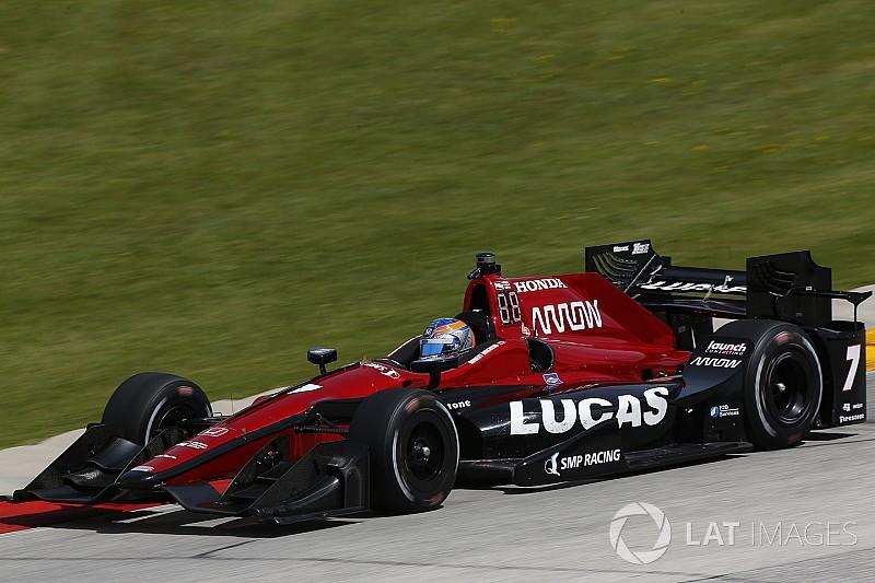 Wickens deja el DTM para competir en IndyCar