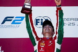 FIA F2 Chronique Chronique Leclerc - La victoire dans l'émotion