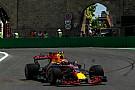 F1 Red Bull vivió su mejor viernes de la temporada