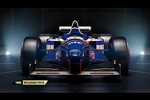 Jeux Video Actualités Une autre Williams Championne du monde dans F1 2017