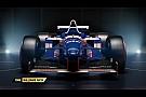 Симрейсинг Для игры F1 2017 анонсированы две машины Williams из 90-х