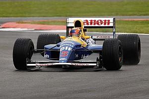 Vintage Noticias El bólido de Mansell de 1992 correrá de nuevo en Silverstone