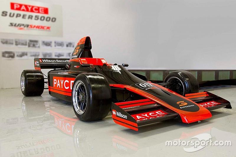 Australische Supercars planen neue 600-PS-Formelserie