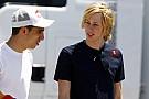Formula 1 Hartley: Formula 1 için yeterince iyi olduğumu göstermeliyim