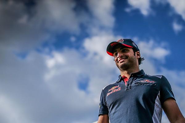 Сайнс поблагодарил Red Bull за свою карьеру в Ф1