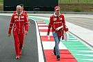 Formula 1 Fotogallery: i piloti di F.1 preparano il GP d'Ungheria