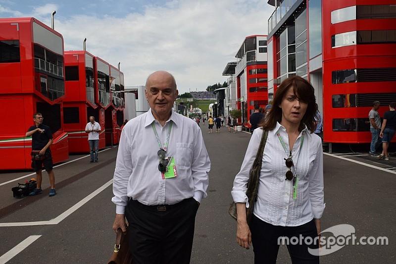 فريق فورمولا واحد إيطاليّ يكشف عن خطته للانضمام إلى البطولة