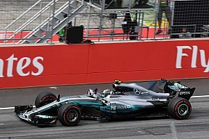 Formule 1 Contenu spécial L'histoire derrière la photo - Bottas en