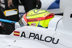 FIA F2 Breaking news Palou joins Campos for F2 debut