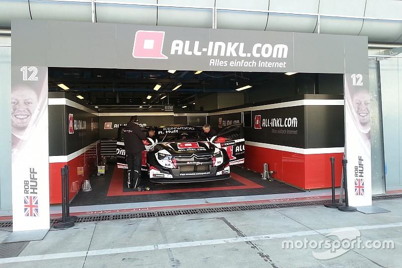 Test Monza, Day 1: alle 10 il migliore è Huff con la Citroën