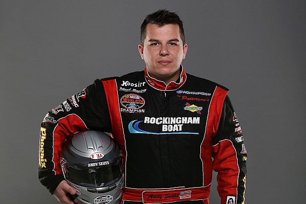 NASCAR Two-time Modified champ Andy Seuss set for NASCAR stock car debut