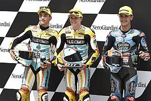Moto3 Crónica de Clasificación Segunda pole consecutiva de Gabriel Rodrigo en Moto3