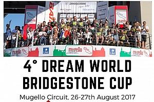 ALTRE MOTO Ultime notizie Dream World Bridgestone Cup: 42 piloti paralimpici in pista al Mugello