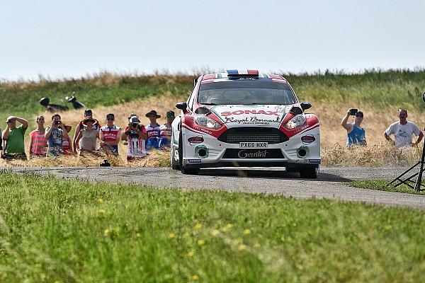 Буфье стал пятым победителем в пяти гонках ERC