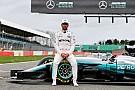Формула 1 Видео: первый круг на Mercedes W08 в формате 360°