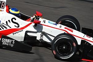 IndyCar BRÉKING Bourdais csípő- és medencetörést szenvedett - videó